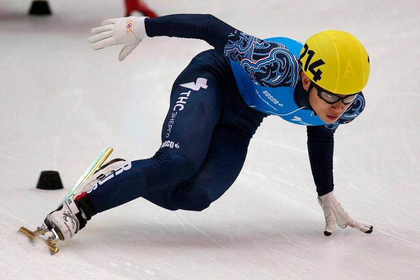Кубок России: IV этап по конькобежному спорту