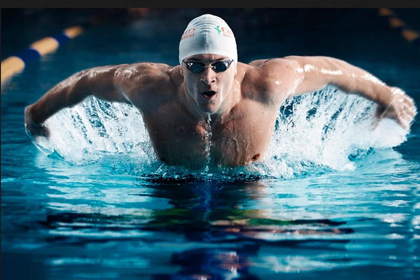 Международные соревнования по плаванию Кубок чемпионов