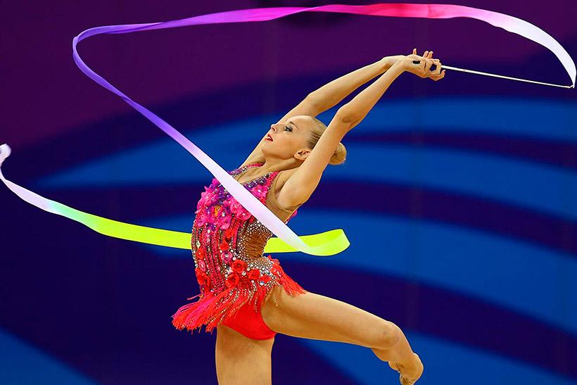 Во дворце спорта «Динамо» пройдет первенство мира по эстетической гимнастике