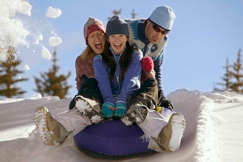 В Крылатском состоится горнолыжный праздник для особенных детей