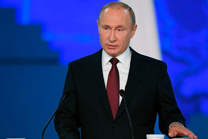 Вячеслав Моше Кантор приветствует твердую позицию Владимира Путина относительно недопустимости оправдания нацистских преступлений