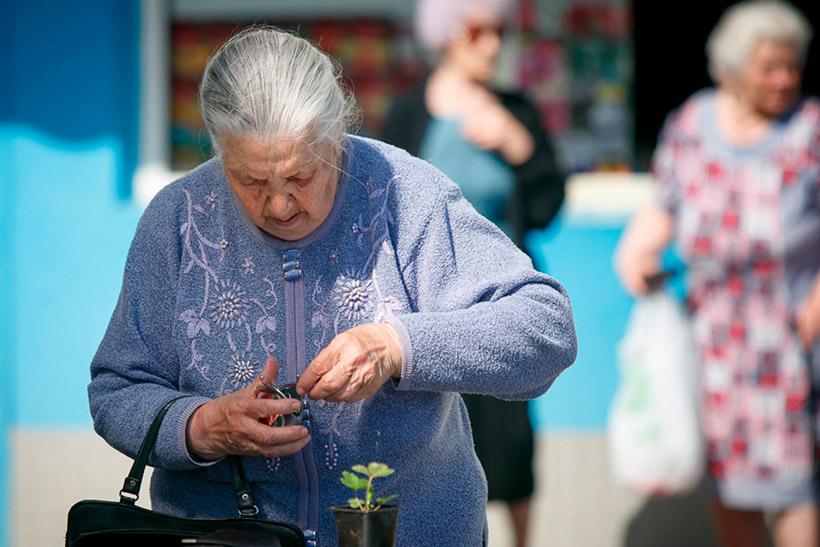 Под видом «денежной реформы» у 89-летней пенсионерки похитили около 120 тыс рублей