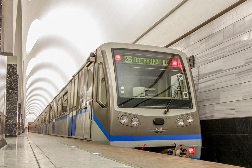 184 метра над уровнем моря. Трехмерная карта московского метро от ученого из РУДН