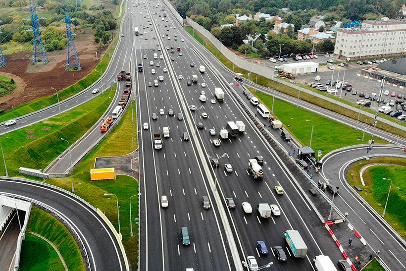 Московская кольцевая автомобильная дорога – история, информация и малоизвестные факты о МКАД