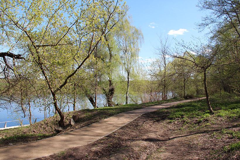 Набережную Москвы-реки от Филевского парка благоустроят и оснастят видеонаблюдением