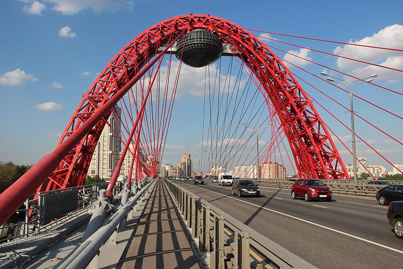 Арка Живописного моста