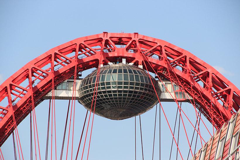 Капсула Живописного моста