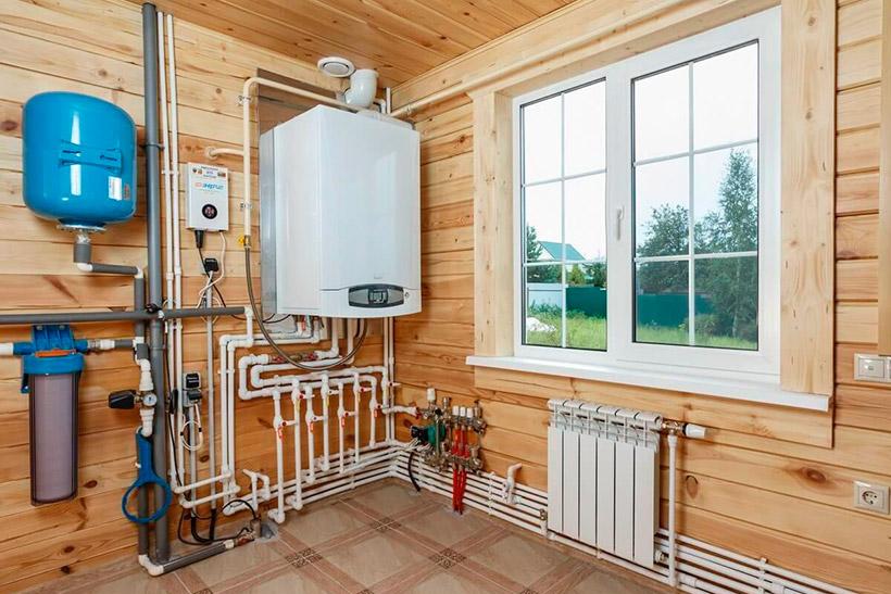 Экономим на электричестве: подключаем газ