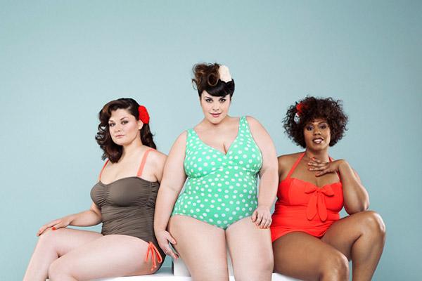 Правила выбора женской одежды больших размеров