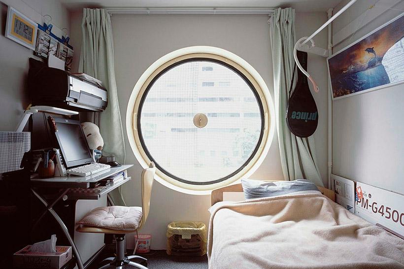 Малогабаритная квартира в Токио