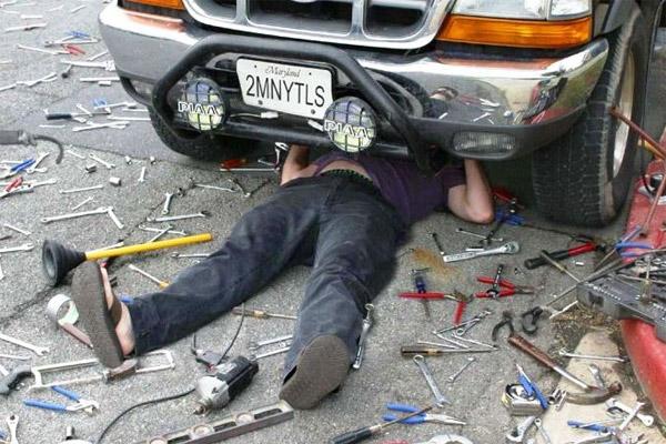 Главные тонкости при ремонте автомобиля в Техцентре