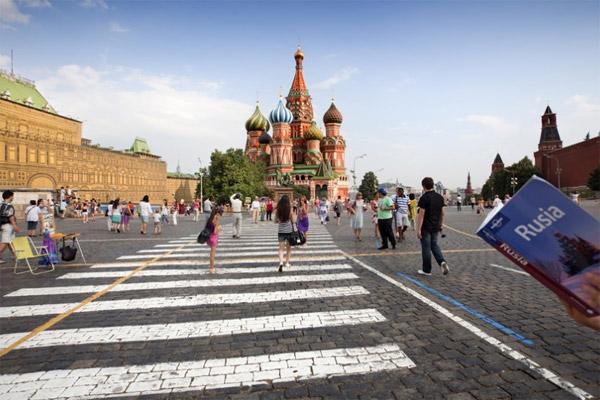 ТОП-5 «дел» для иностранца в Москве