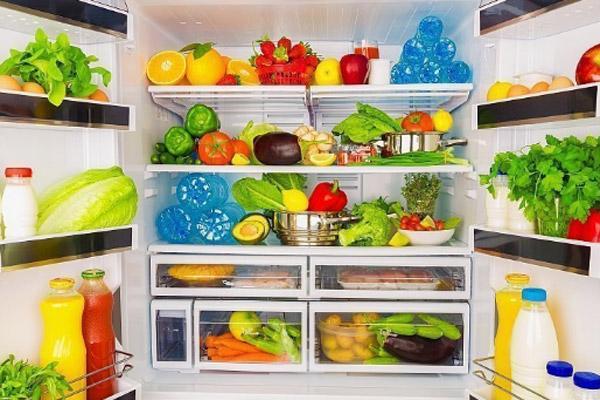 Как правильно хранить пищевые продукты