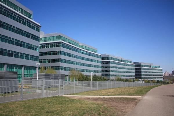 В Крылатском офисных площадей остается все меньше