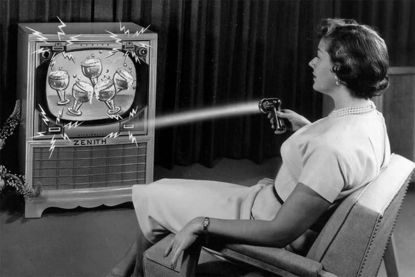 Пуль ДУ для управления телевизором