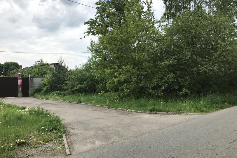 Дорога из Крылатского в Строгино