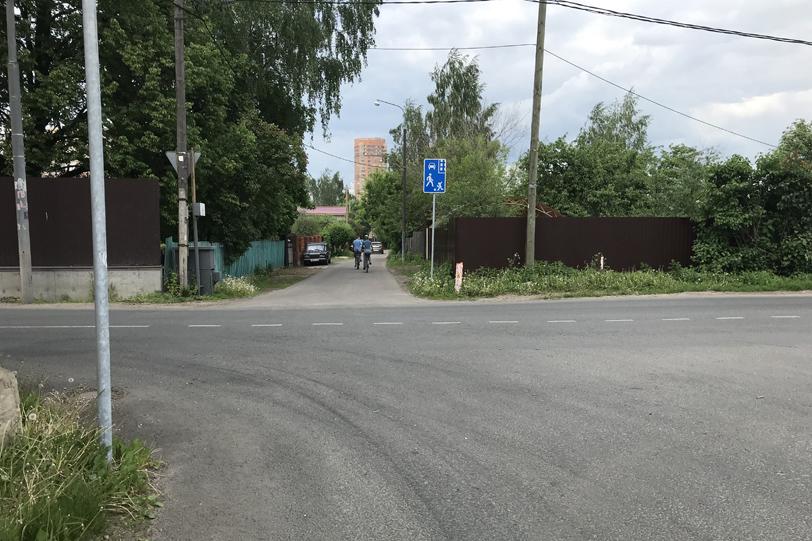 1-й Лыковский проезд