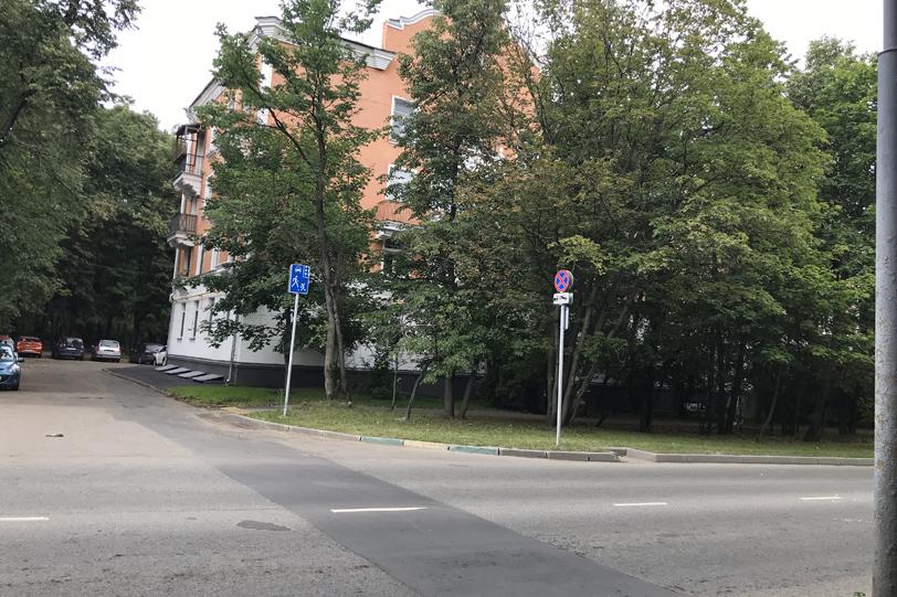 Достопримечательность района Кунцево