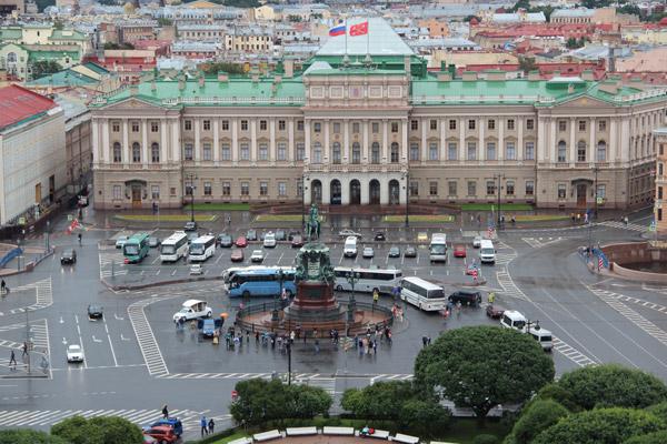 Отзыв об отдыхе в Санкт-Петербруг и отеле Акварели