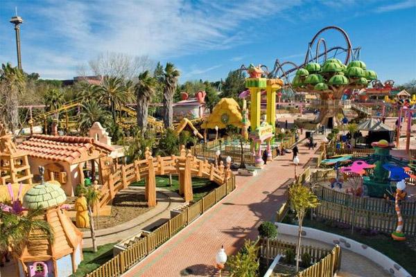 10 самых необычных парков развлечений
