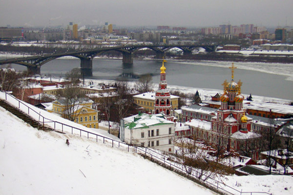 Выходные в Нижнем Новгороде в зимний период