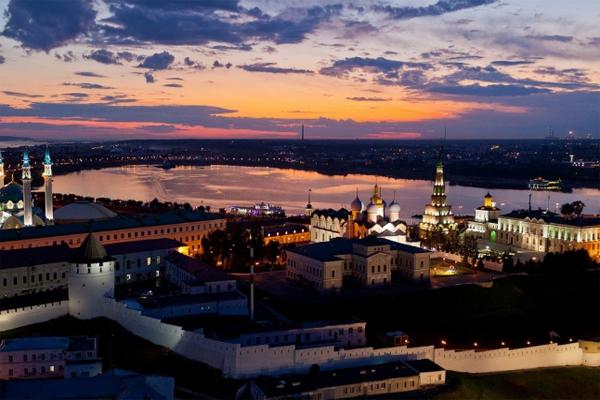 Как мы бронировали отель в Казани