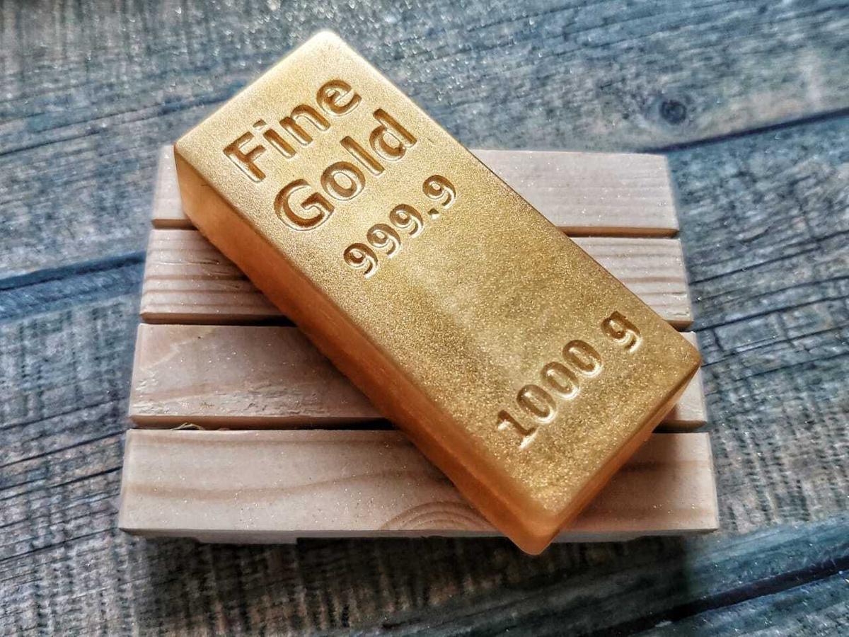 Денежное мыло, или золотой слиток