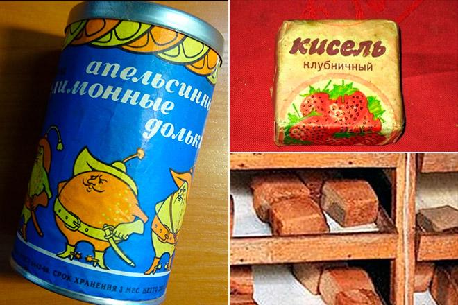 Top-10 продуктов из СССР, которые вспомнит каждый, кто родился в 70-х и 80-х годах прошлого века